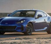 2022 Subaru Brz Convertible Concept Colours