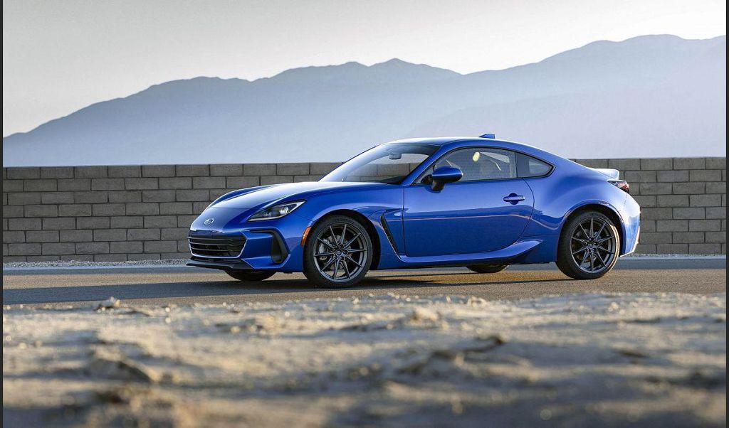 2022 Subaru Brz Fuel Economy Gallery Horsepower Images