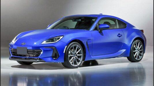 2022 Subaru Brz Interior Colors Limited Length Mpg