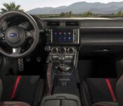 2022 Subaru Brz Power Pictures Reveal Dimensions