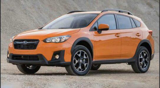 2022 Subaru Crosstrek Hybrid Canada Review Interior Msrp