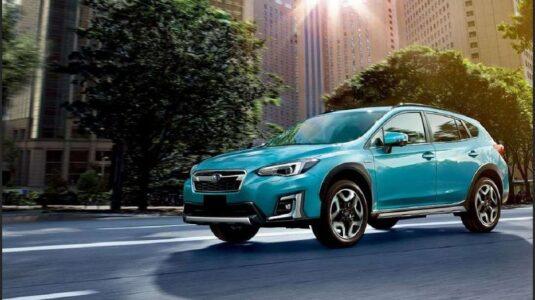 2022 Subaru Crosstrek Mpg Manual Models Near Me
