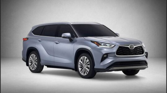 2022 Toyota Highlander Bronze Edition Hybrid Review Price Release Date