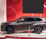 2022 Toyota Highlander Changes Colors Cost Canada