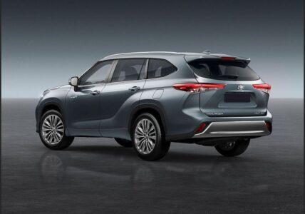 2022 Toyota Highlander Features Xse Gas Mileage Hybrid Platinum