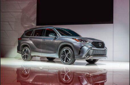 2022 Toyota Highlander Hybrid Prime Price Xle Interior