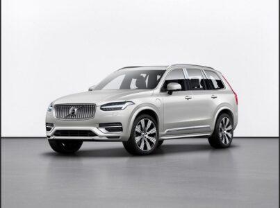2022 Volvo Xc90 Ev Redesign Release Date