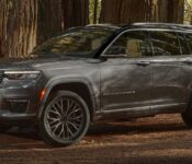 2022 Jeep Grand Cherokee Altitude Availability Announcement