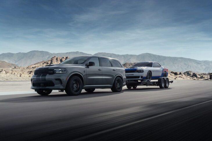 2023 Dodge Durango Awd Redesign