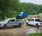 2023 Ford Super Duty Changes
