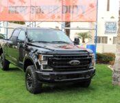 2023 Ford Super Duty Spy Photos